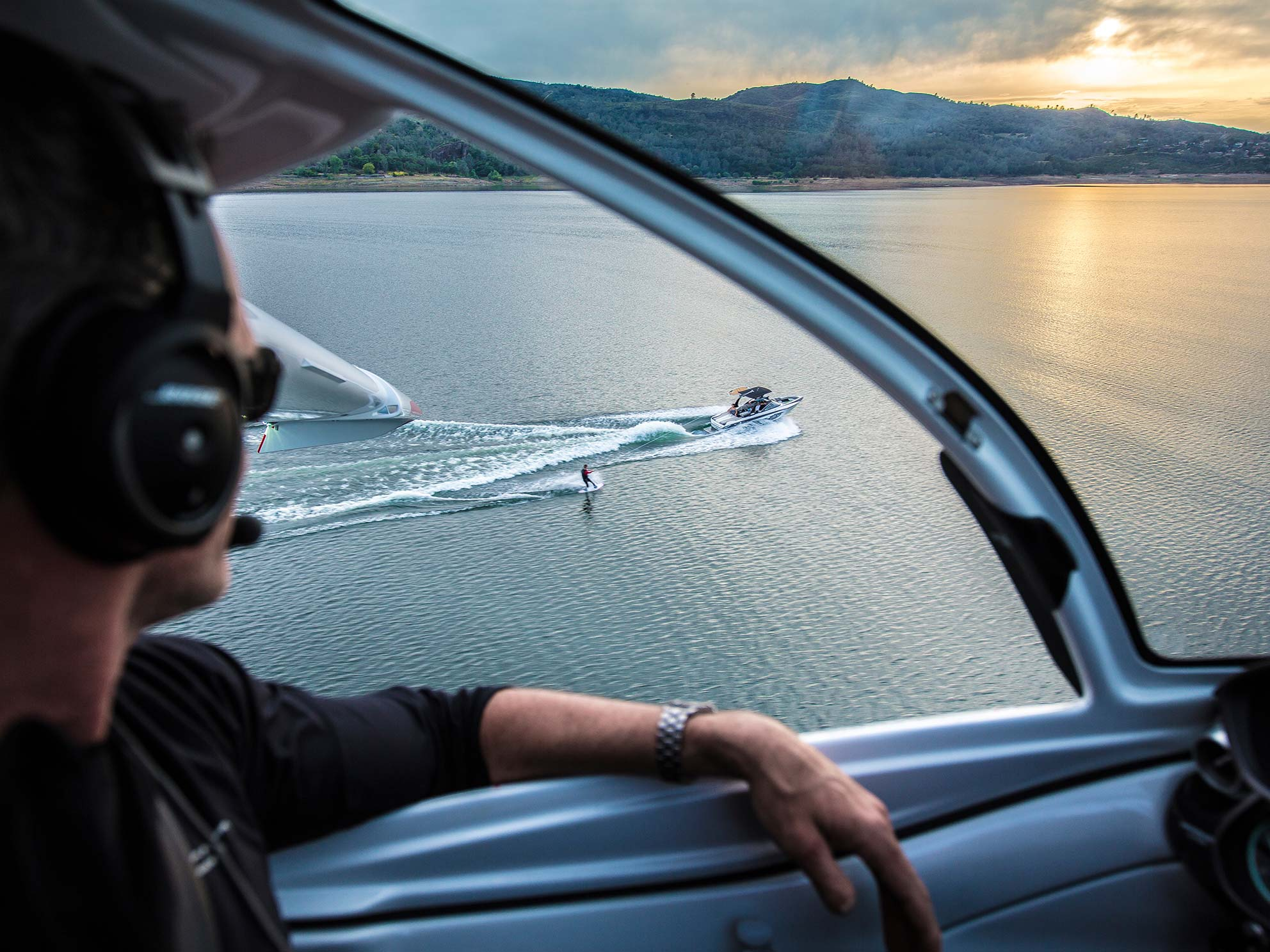 Art Meets Aviation | Learn more about the ICON A5 Light Sport Aircraft